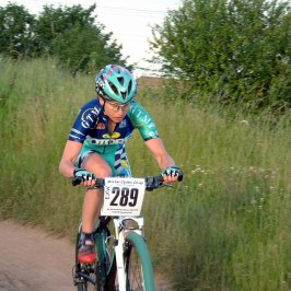 Multiple British MTB Champion Jenny Copnall was a legend at Eastway – 2002.